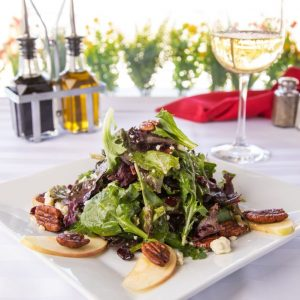 Blue Cheese Apple Salad scaled